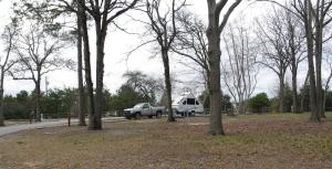 Georgia Veterans Memorial State Park Campsite