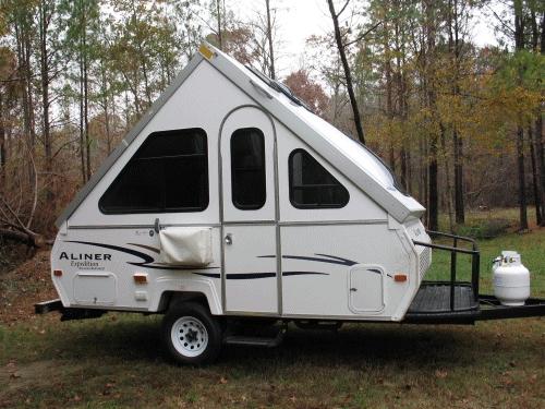 Our Little Aliner Camper Tinycamper S Blog