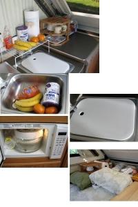 aliner kitchen storage