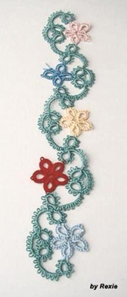 Flower Bookmark Tinycampers Blog