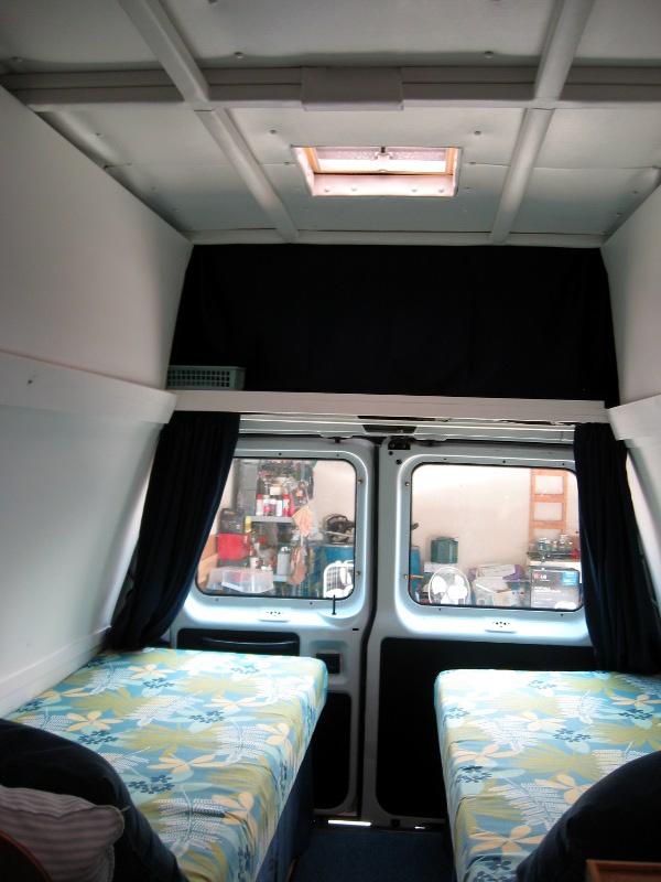 Cargo Van Tinycamper S Blog