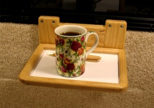 Casita Mod -- small coffee table
