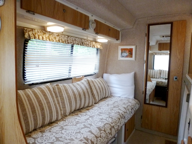 Valances Finished Awning Cleaned Tinycamper 39 S Blog