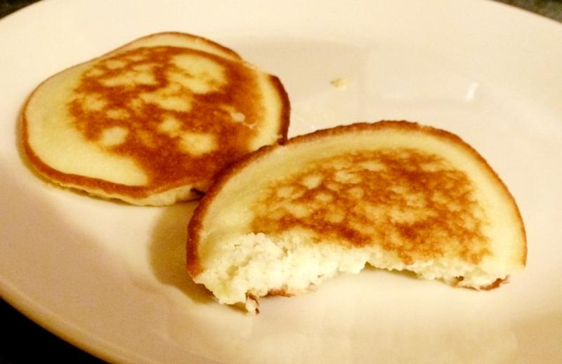 Ultra Low Carb Pancakes Tinycamper S Blog