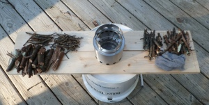 Camp Amp Survival Cooking With The Solo Backpacking Stove