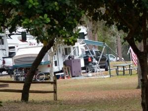 Long term popup camper