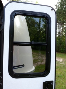 New window interior