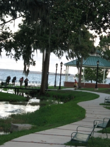 A scene similar to ones I remember from early childhood.  Photo is from http://florida-inns.com/blog/florida-inns/river-park-inn-summer-fun-in-green-cove-springs/