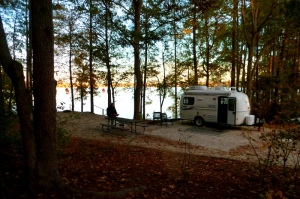 Our site at Whitetail Ridge