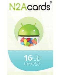 The N2A card