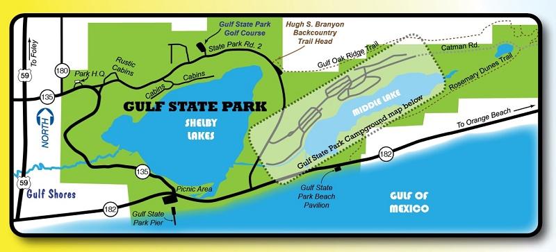 Gulf State Park | Tinycamper\'s Blog