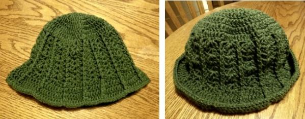 This hat pattern is pretty versatile