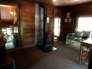 Servants' living room