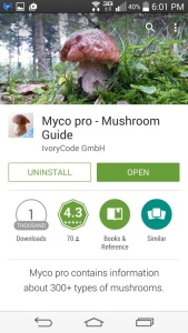 The very best mushroom ID app